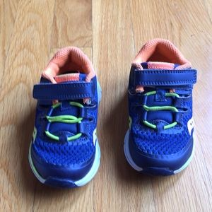 Saucony Sneakers, Toddler Size 6m